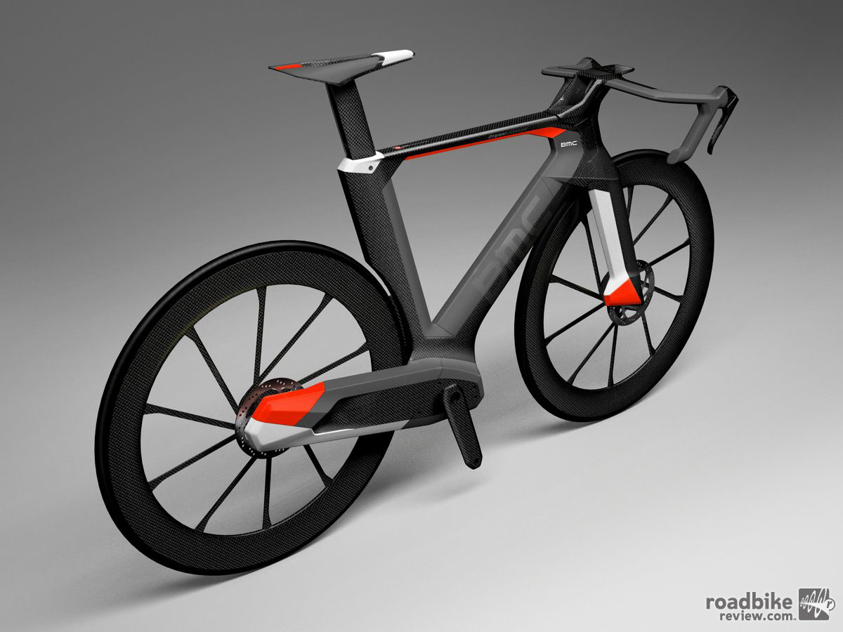 Eurobike Bmc Impec Concept Bike A Look Into The Future