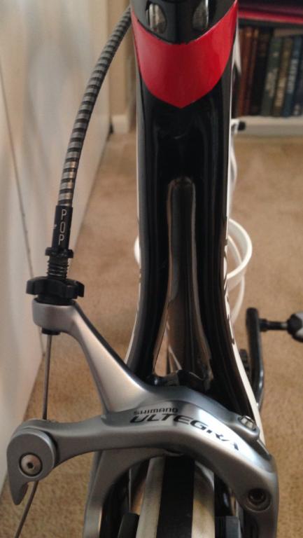 Barrel Adjuster Or Cable Adjusting Bolt Unit For Ultegra Brake