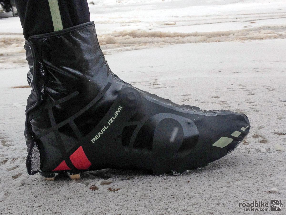 Pearl Izumi Pro Barrier Wxb Shoe Cover Review