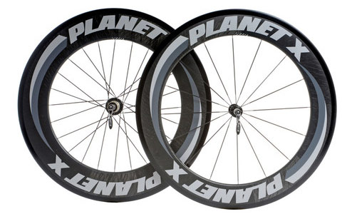 Planet X 82/101 Carbon Wheelset | Road Bike News, Reviews, and Photos