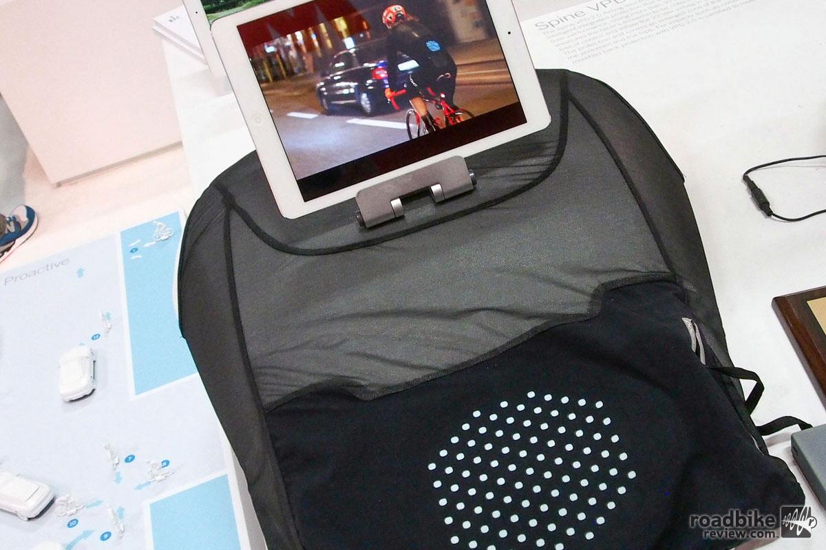 POC Prototype Printed Light Vest