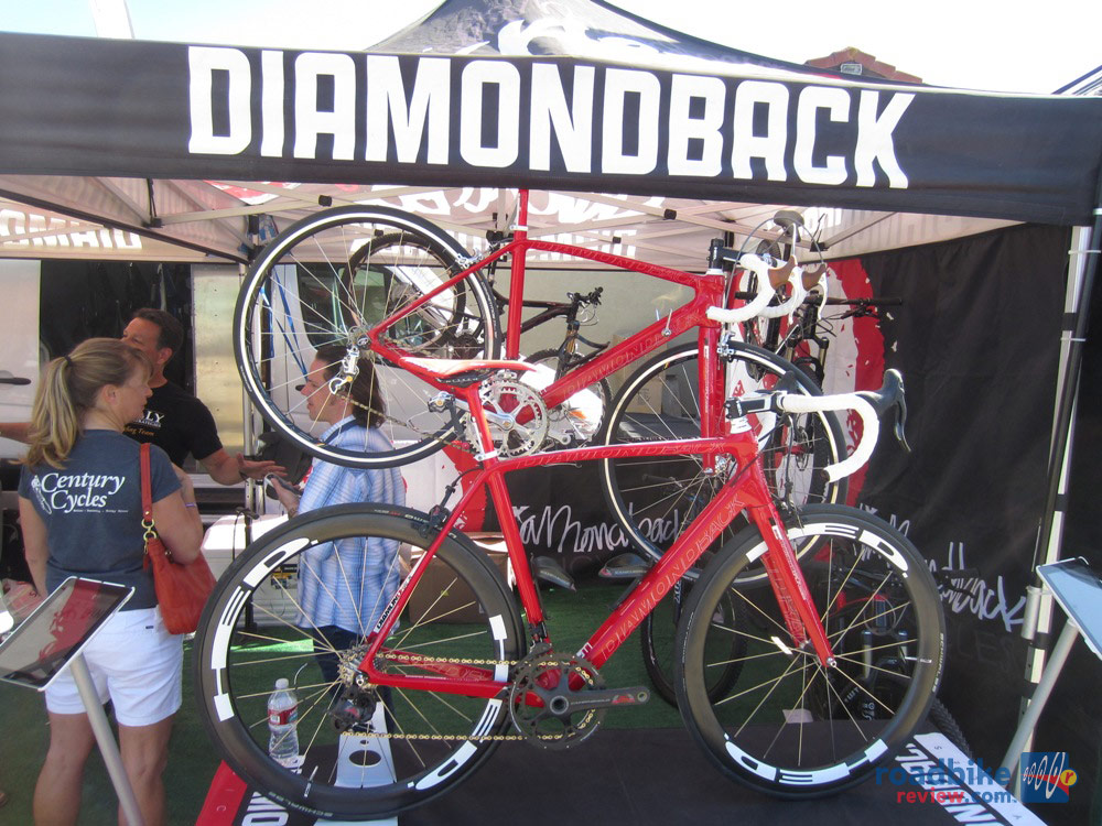 Diamondback Podium 7
