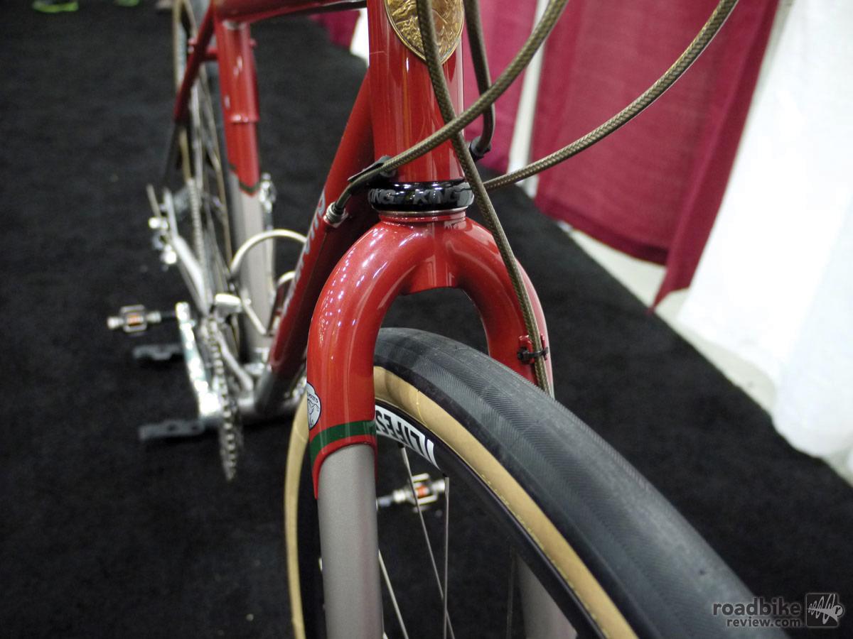 Steve Potts Touring Bike