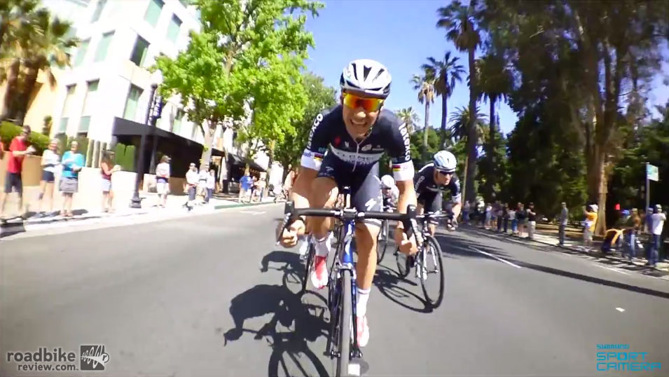 Bike Safety: Where should you put your camera?