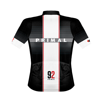 Primal Wear Helix Jersey Back