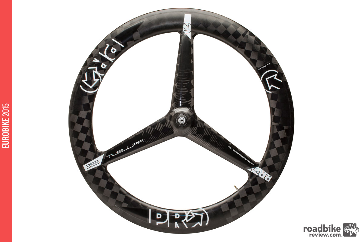 PRO 3-Spoke Tubular Wheel