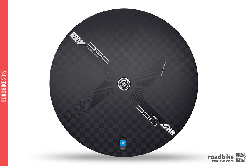 PRO Textreme Carbon Disc Wheel
