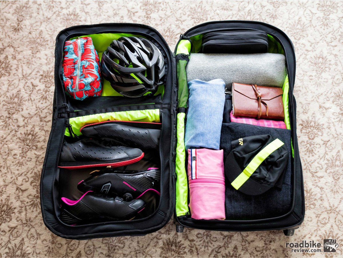 Bontrager Provence 32 Roller Suitcase Review