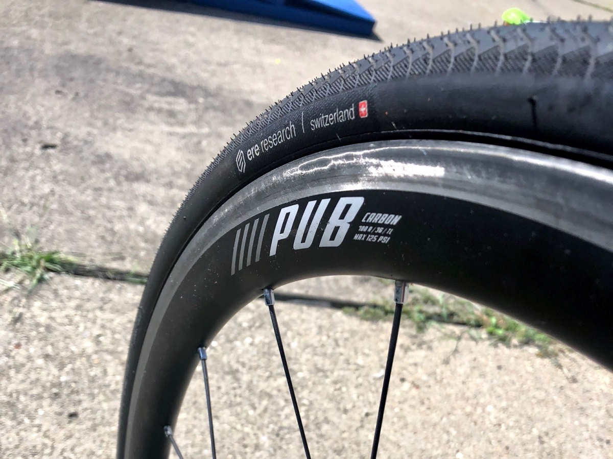 Pub 36 tubeless wheels review