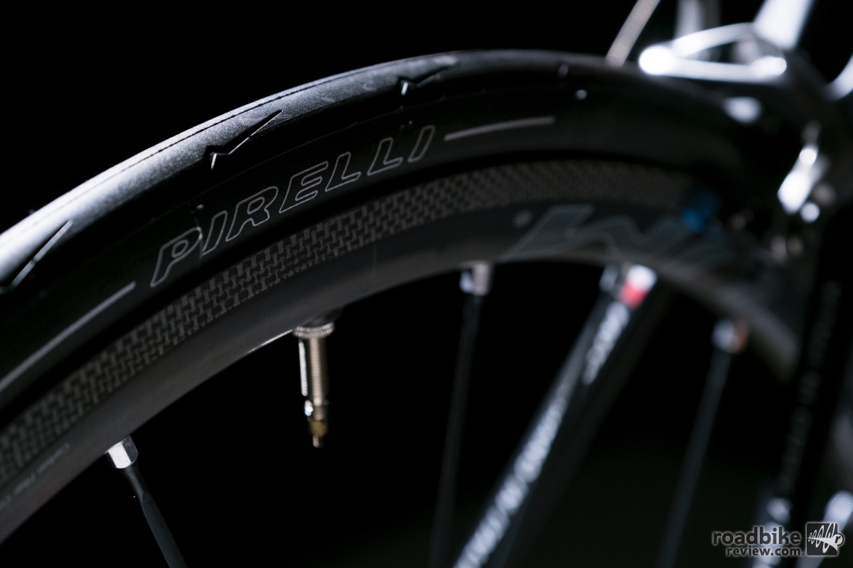 pirelli launches pzero velo tire line road bike news reviews and photos. Black Bedroom Furniture Sets. Home Design Ideas