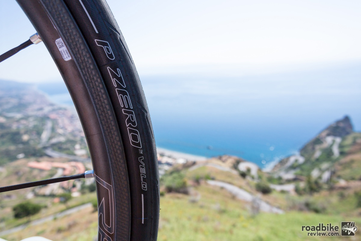 Pirelli launches PZero Velo tire line