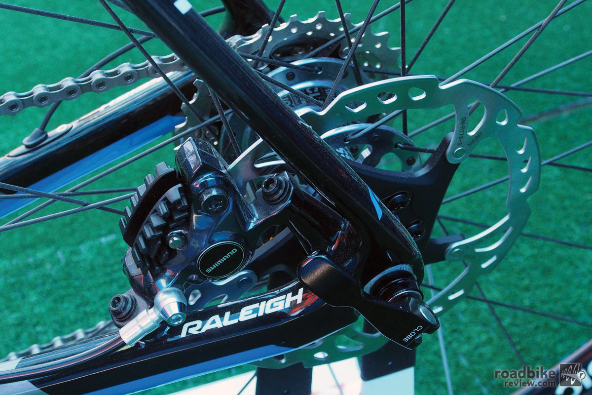 Raleigh RXC Pro Disc