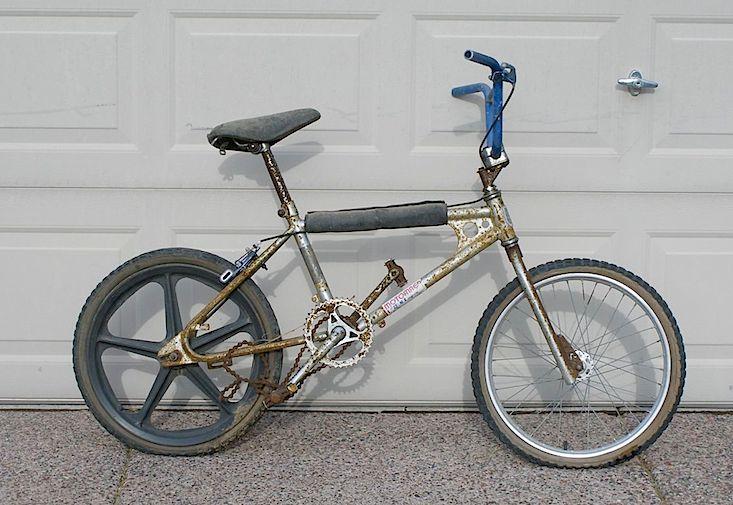 Hugh`s bicycle blog: Rampar Rapide