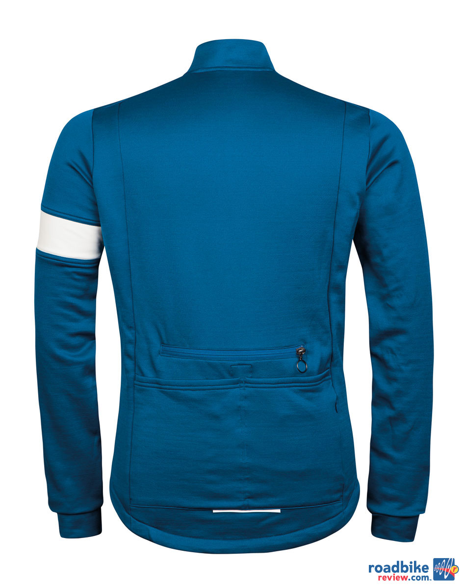 Rapha Insulated Winter Jersey back