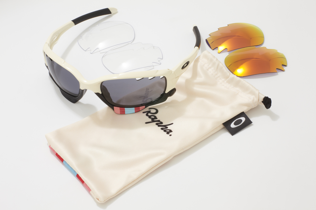 Rapha Oakley Cross Jawbone