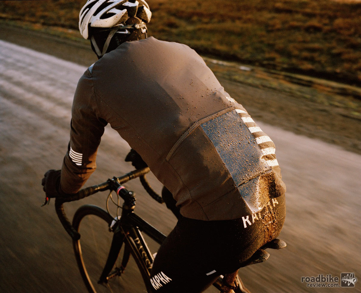 First Look: Rapha Pro Team Softshell Jacket