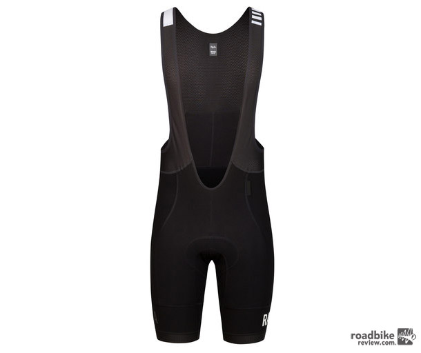 The bib shorts have the same leg length, fit and chamois pad as Pro Team Thermal Bib Shorts, looped bib straps and Pro Team gripper on hems to keep the shorts in position, and twin-pockets built into mesh bib loops.