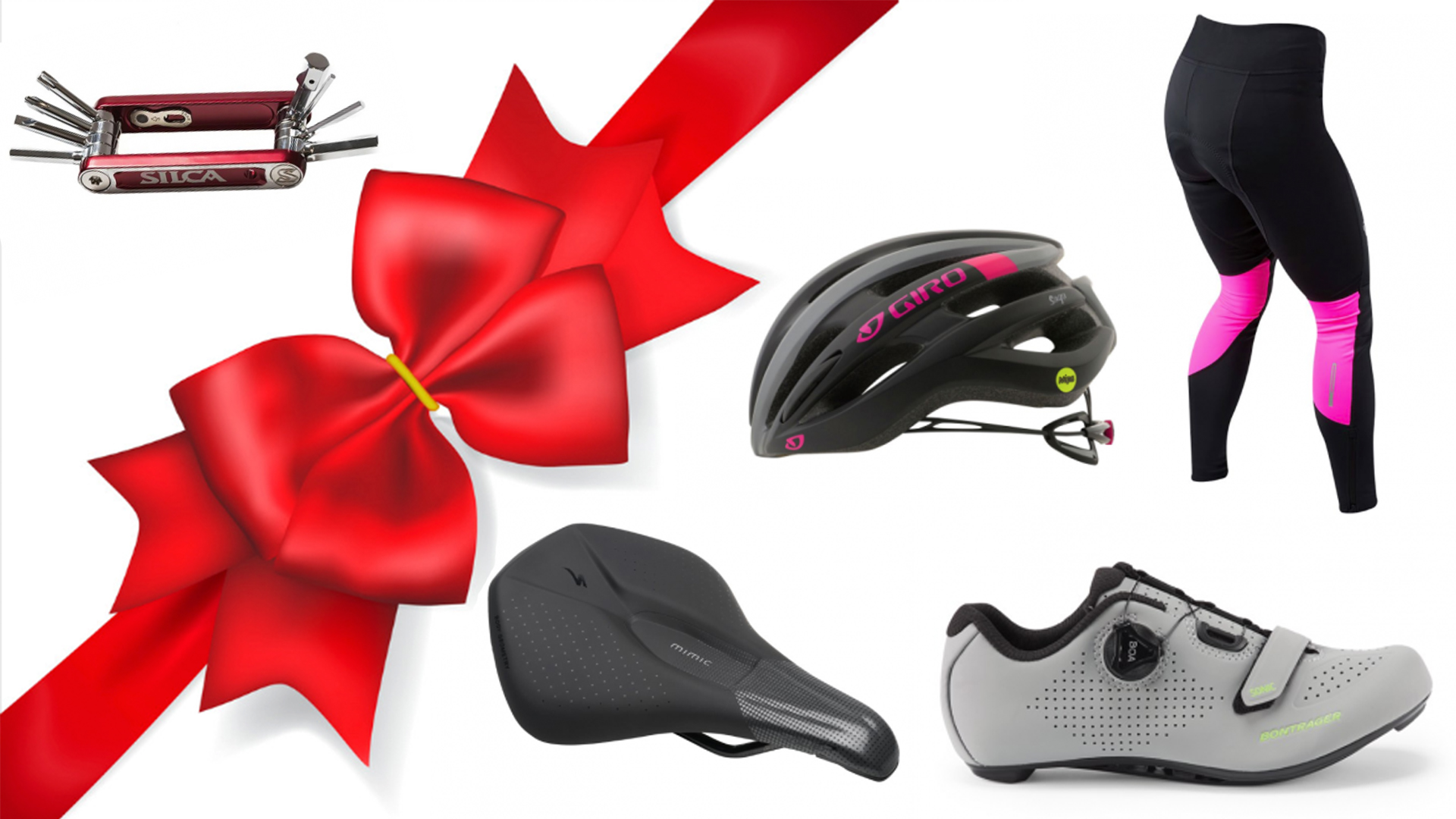 Shopping for a female cyclist? Check out these gifts that are sure to please.