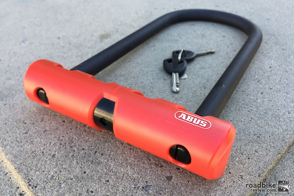 abus versatile line of locks cables and chains help secure your bike peace of mind road. Black Bedroom Furniture Sets. Home Design Ideas
