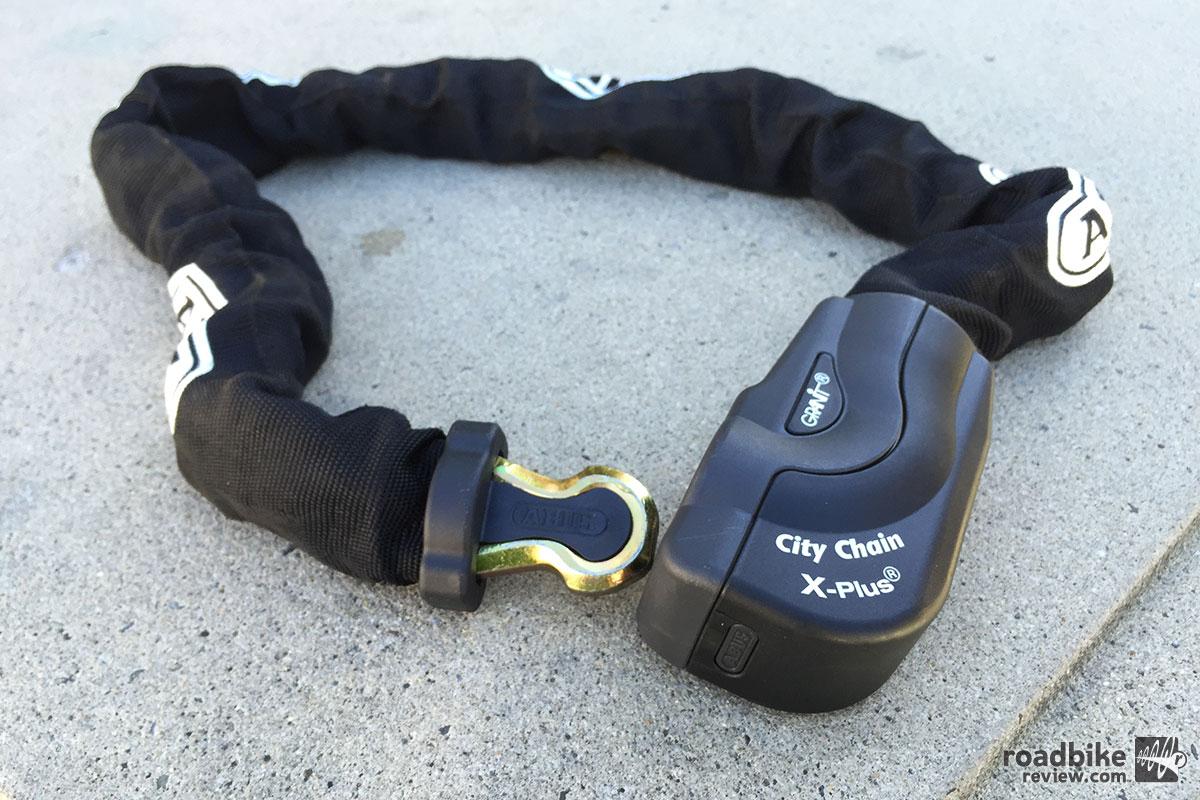 Abus Granit CityChain X-Plus Lock