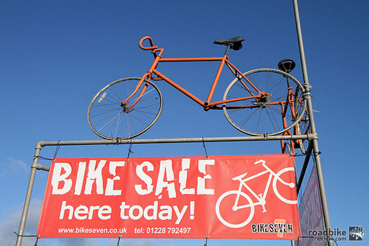 Used Bike Sale | Road Bike News, Reviews, and Photos