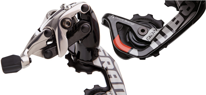 2012 SRAM RED RD Closeups