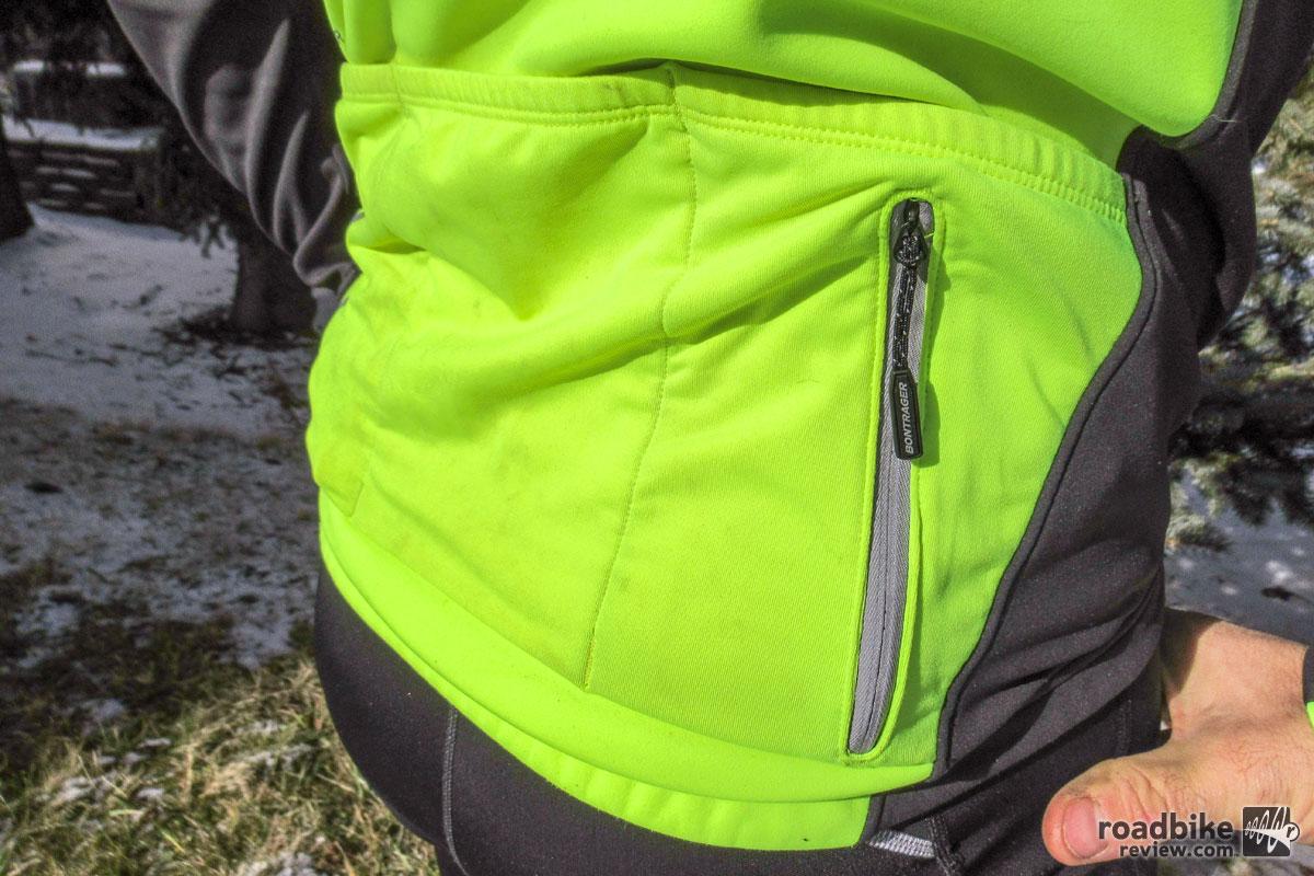 Rear Zipper