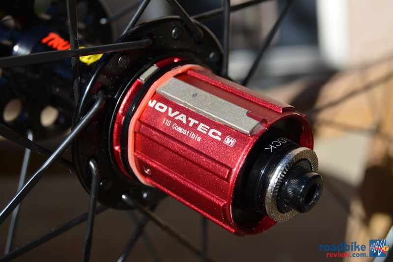 Review: Oval 733 alloy clincher wheelset | Road Bike News, Reviews