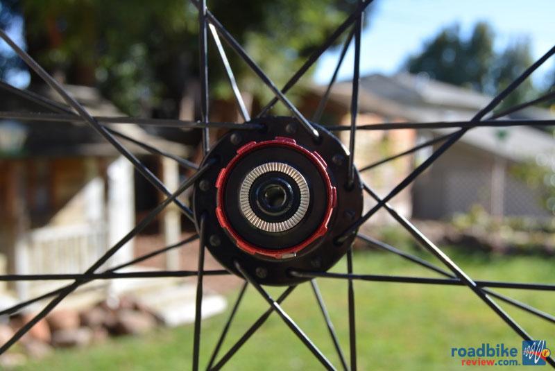 Oval 733 Rear Wheel Hub