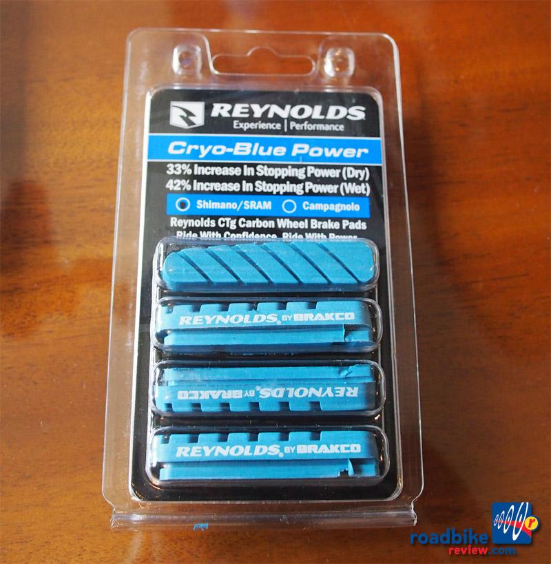 Reynolds Cycling New Cryo Blue Power Pads Road Bike News