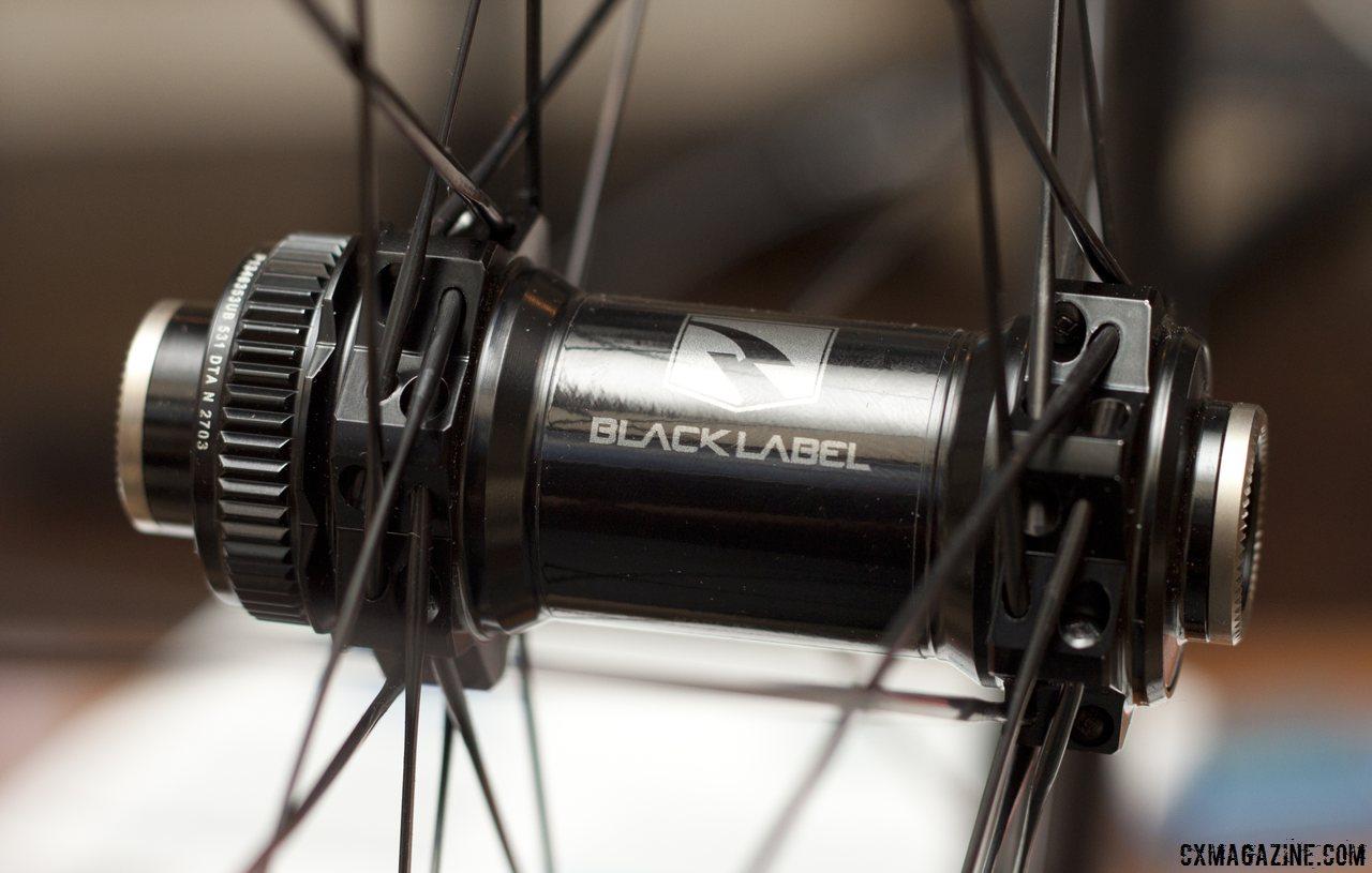 Reynolds Cycling BlackLabel Mountain Wheels