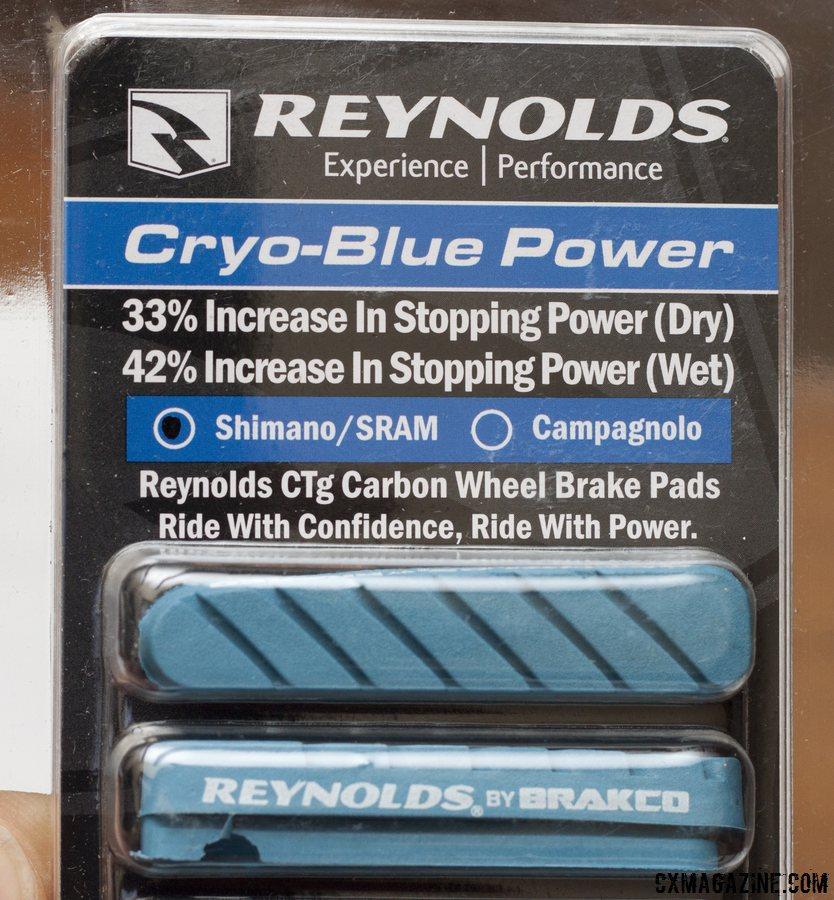 Reynolds Cryo-Blue Pads