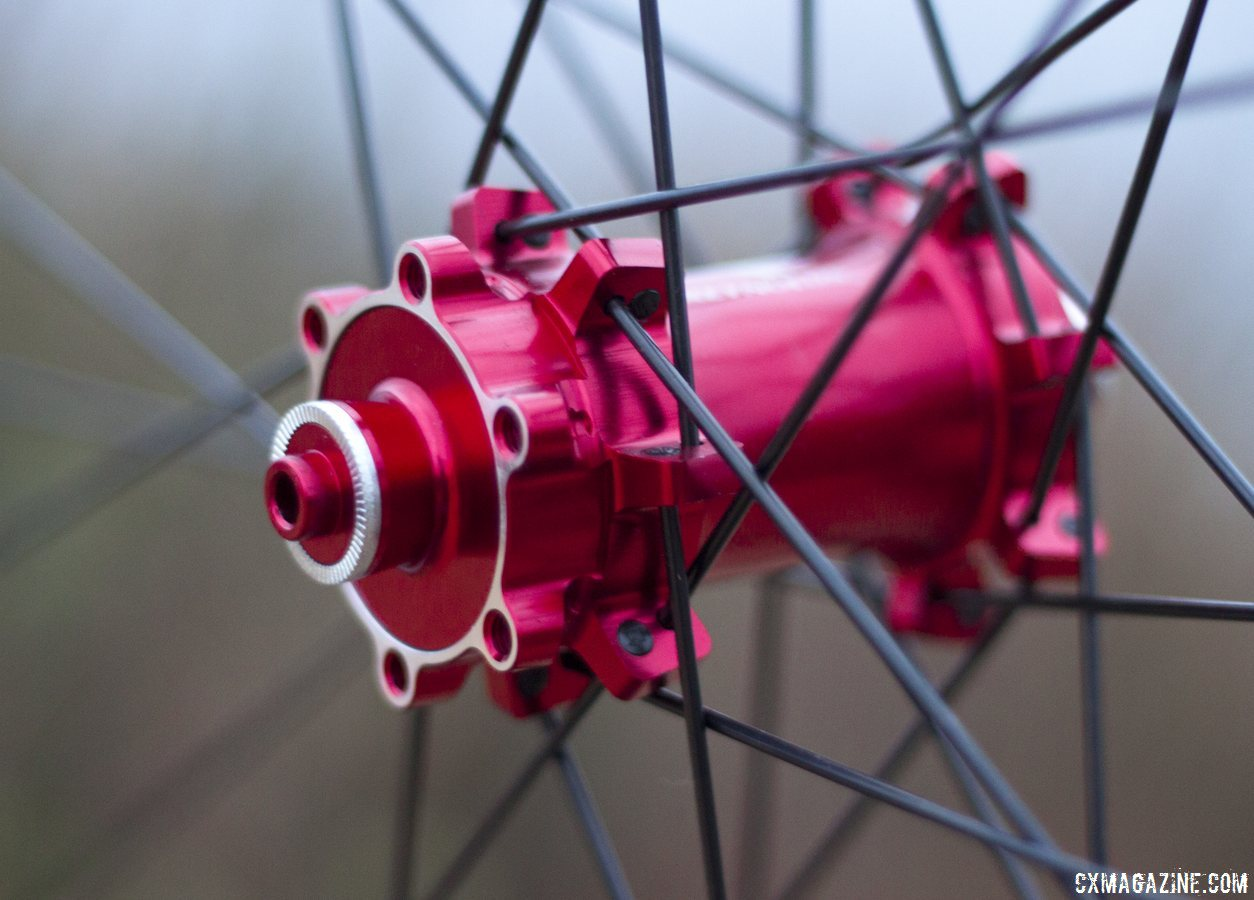 Reynolds Cycling 29 XC Red Hubs