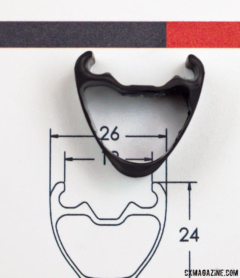 Reynolds 29R XC Carbon Disc Brake Tubeless Rims