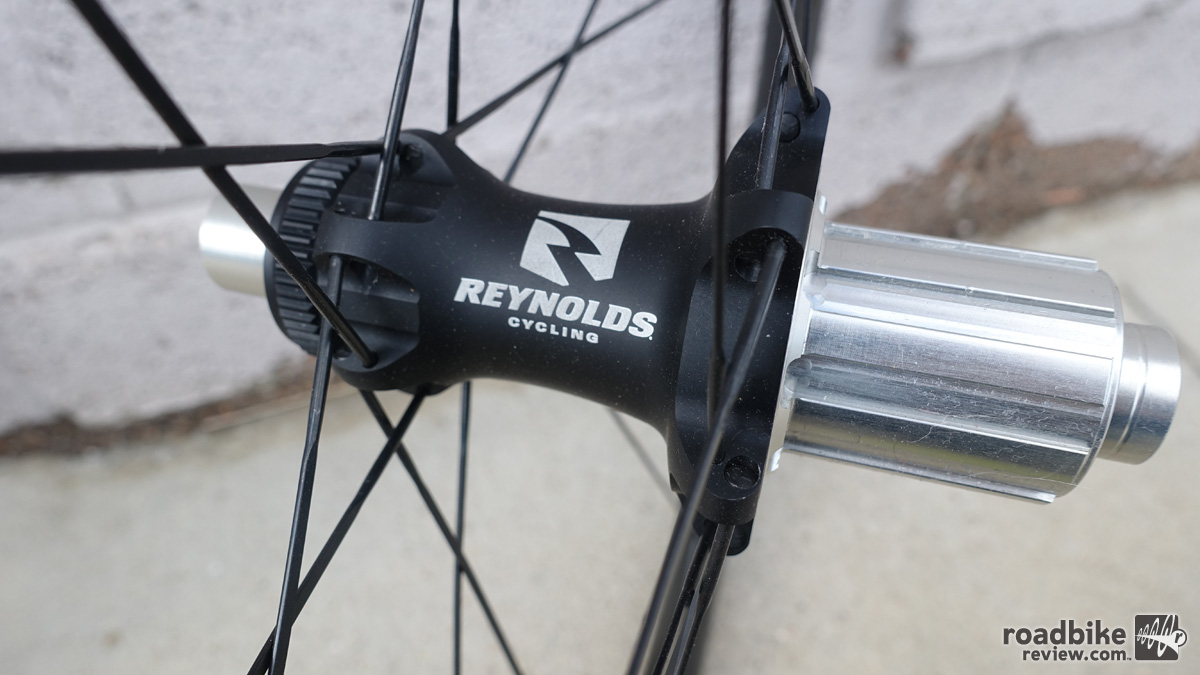Reynolds Aero 46 DB Wheels
