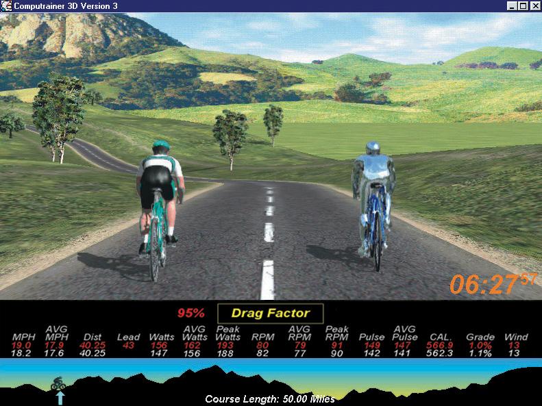 interactive 3D Racing