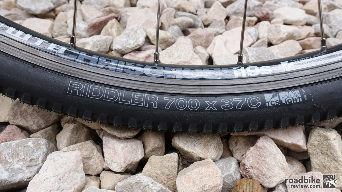 WTB Riddler tubeless gravel tire review