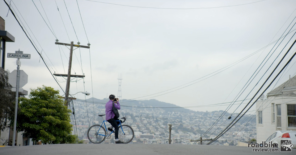 Cruising the streets of San Francisco