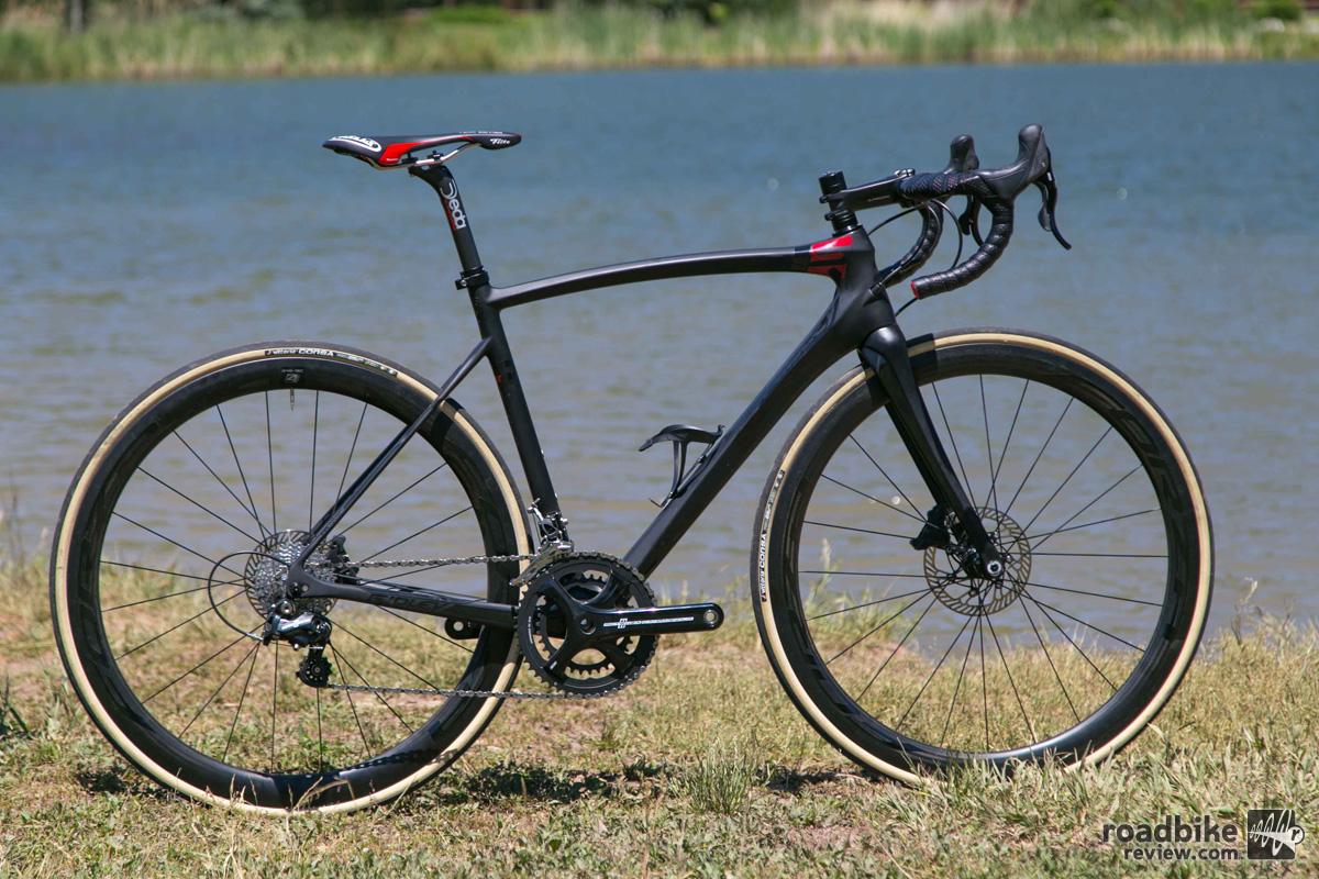 Ridley Noah Sl Disc Gets Integrated Cockpit Road Bike