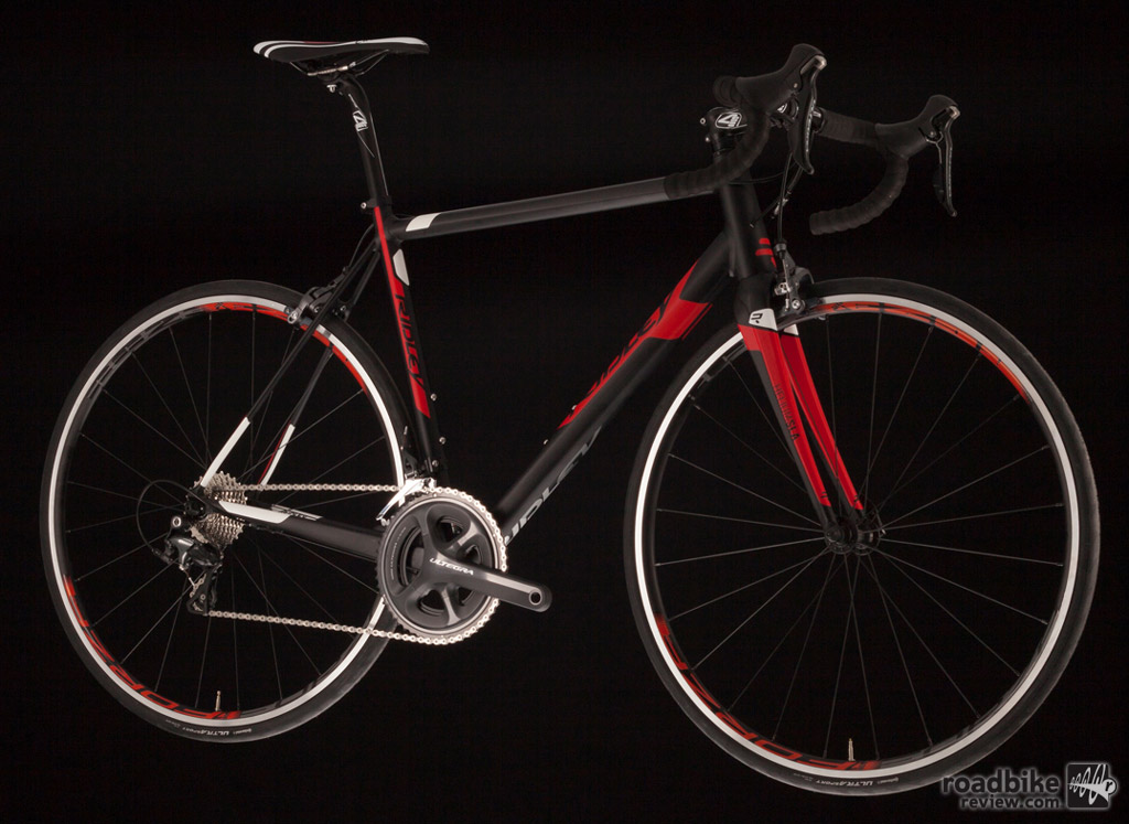 The Helium SLA will also be available this September with a Shimano 105 groupset for a price of $1500.