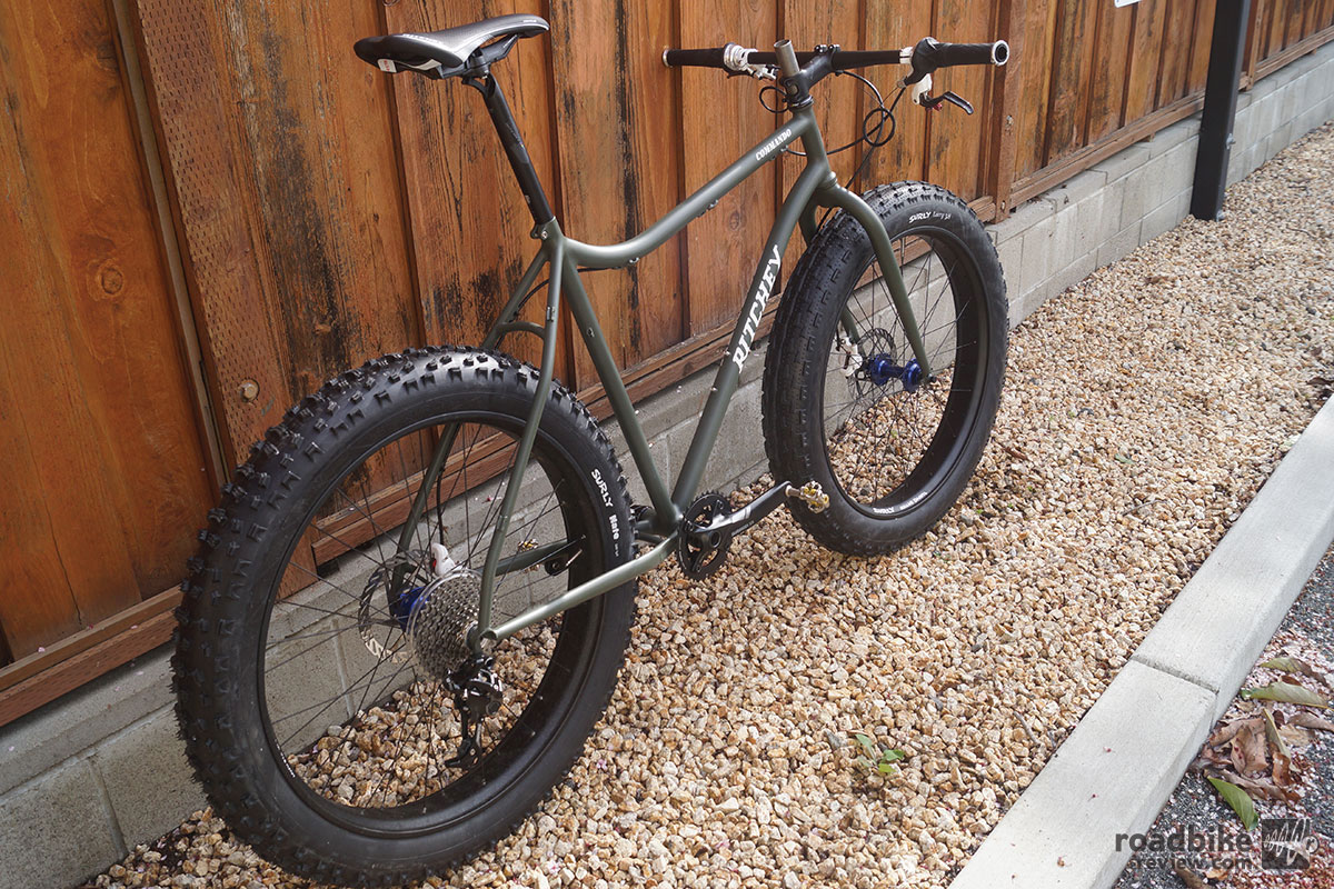 Ritchey Commando Fatbike Rear 34