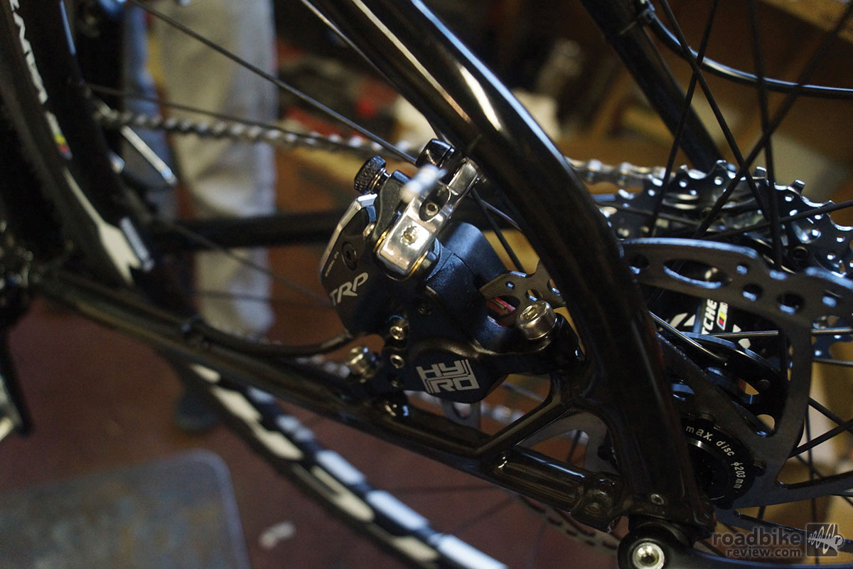 Ritchey Swiss Cross Disc NAHBS Rear Caliper