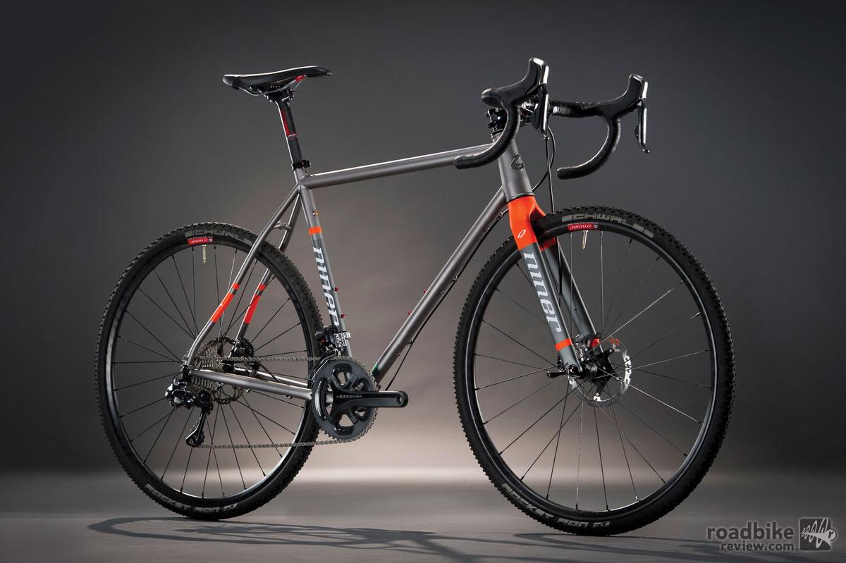 Niner Launches Rlt 9 Steel Gravel Road Bike Road Bike