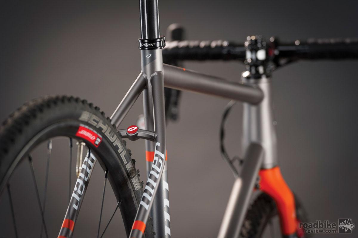 Niner launches RLT 9 Steel gravel road bike | Road Bike News ...
