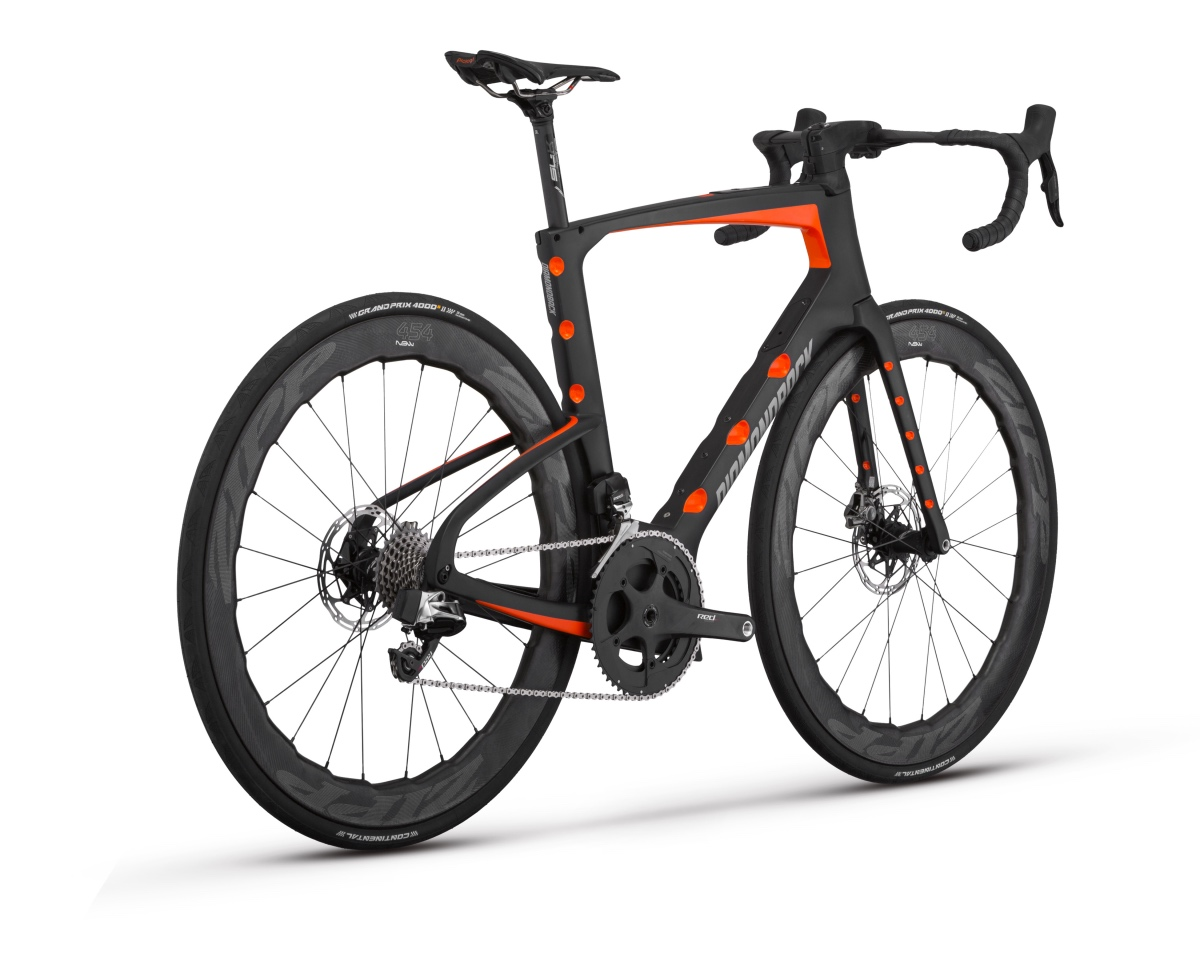 Diamondback IO Aero Road Bike