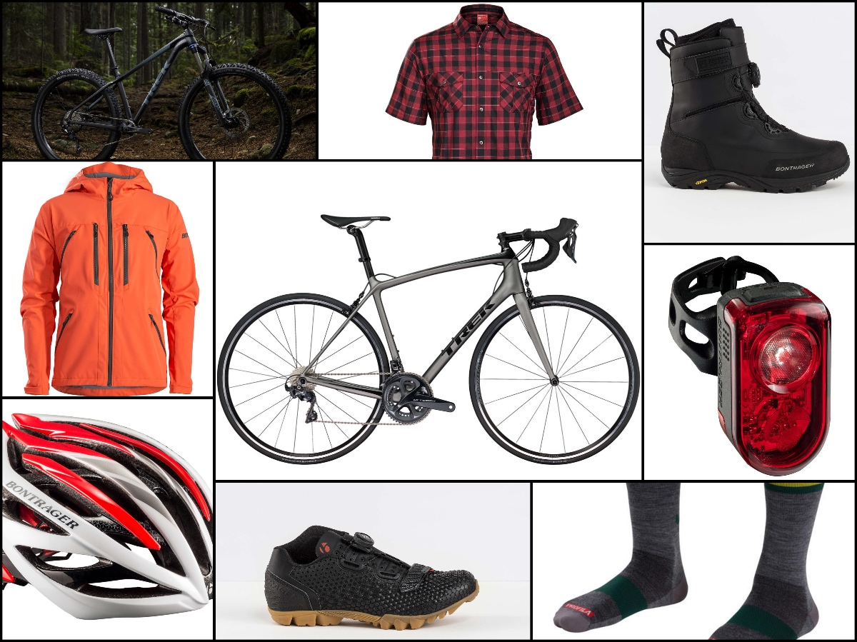 Hot Deals from Trek and Bontrager