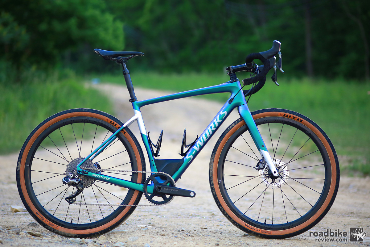 New Specialized Diverge, Crux, and Allez launched