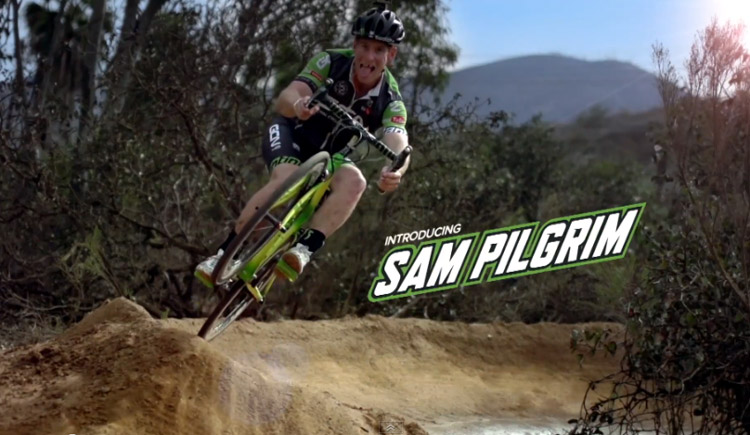 Road Bike Party 3 - Sam Pilgrim