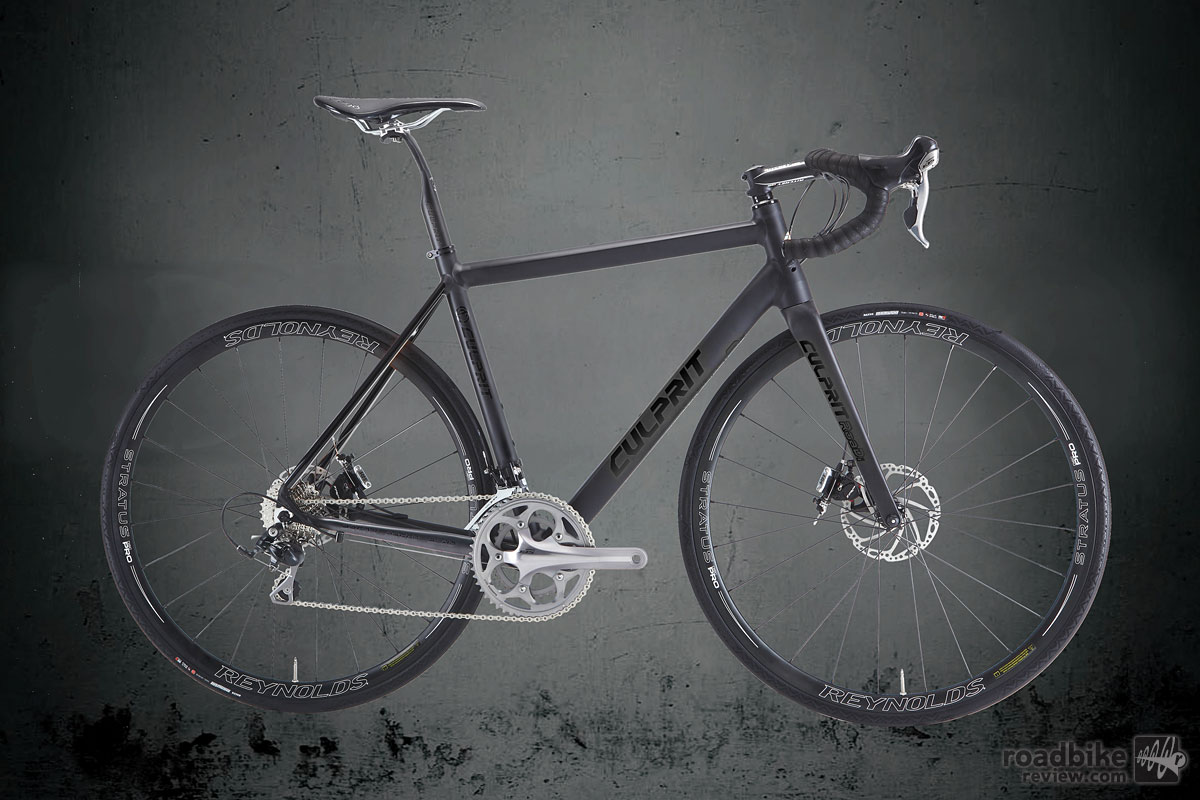 Culprit Roadi Black/Black