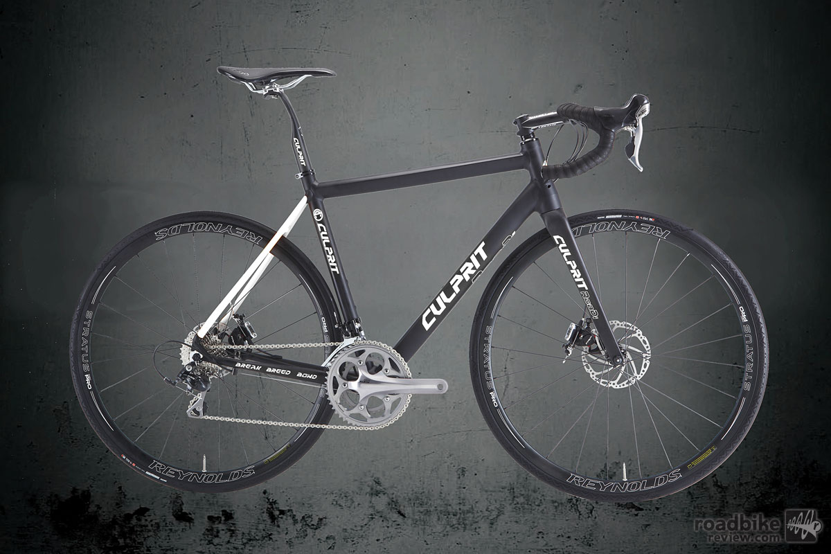 Culprit Roadi Black/White
